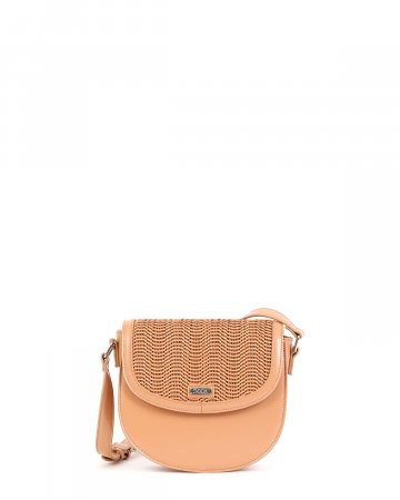 Lososové trendy crossbody
